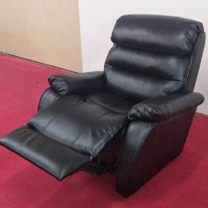 Ghe Thu Gian Boc Da Coaster Chair 02